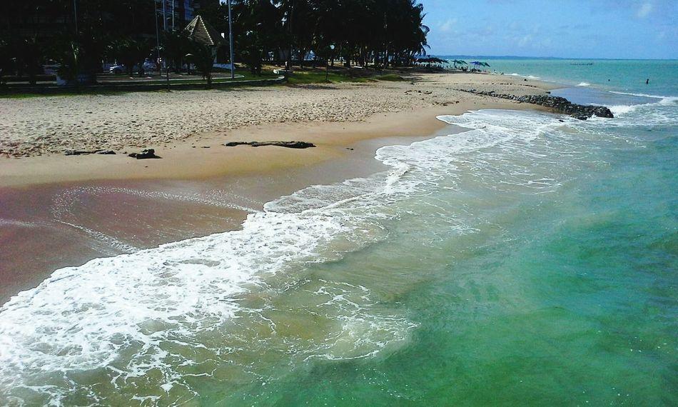 Beach Playa Brasil Maceiobeach Beautifull ♥ Mar Sea