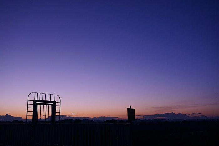 ゆうやけこやけ 夕焼け Sky View グラデーション 夕空 Skylovers Sony Happiness Japan Photography Eye4photography  Sunset EyeEm Gallery