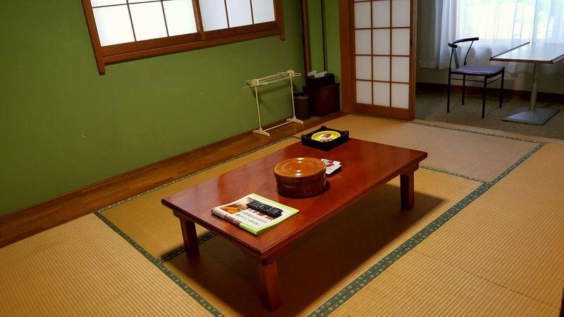 tatami Culture Onjuko Tatami Room House Prison Hospital Table Window Chair
