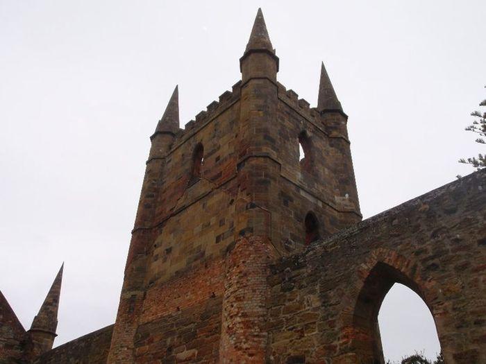 Tasmania Prison Port Arthur Ruins
