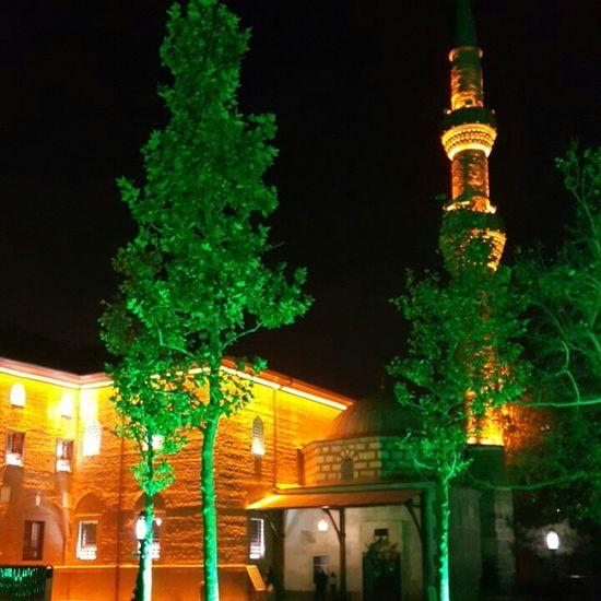 Mosque Praying