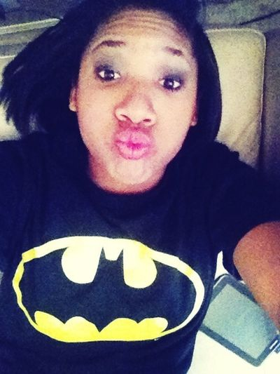 Only cool people wear batman shirts