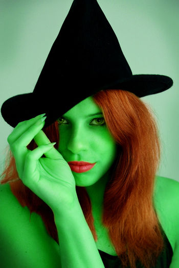 Halloween Wickedwitch Wizardofoz Elphaba Wickedwitchofthewest Costume Kostüm Verkleidung Happyhalloween Happyhalloween