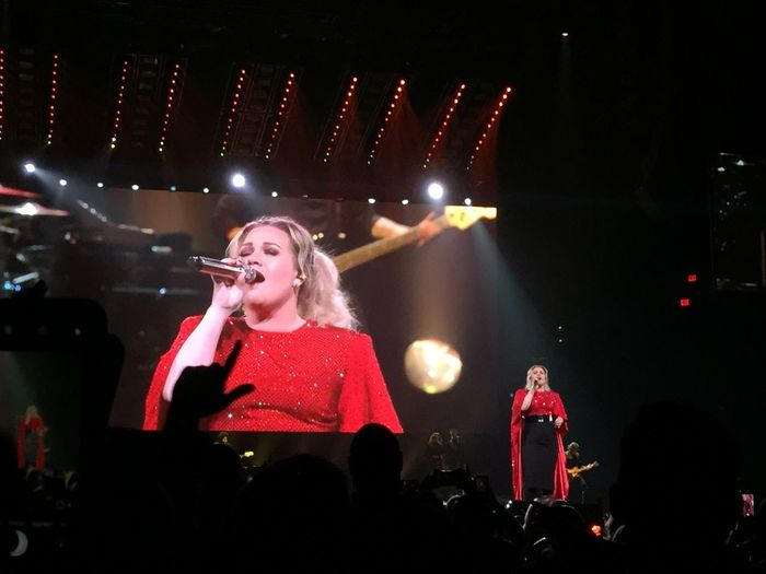 International Women's Day concert singer star live on stage music audience Event Arts Culture And Entertainment Music Night Enjoyment Illuminated International Women's Day 2019 Performance Real People