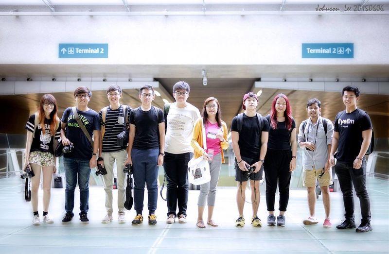 Thanks to a friend for this pic (Johnson Lee) 😊 EEA3 - Singapore Eyeem Singapore Dof-EEA3SG The Global EyeEm Adventure 3