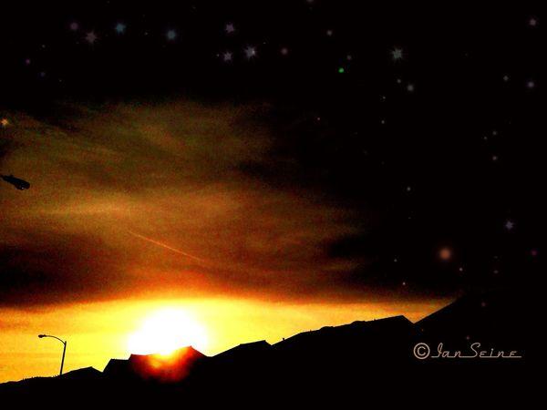 Sunset Sky_collection Sun_collection FireNDaSky