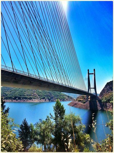 under the bridge.... Varias Puentes