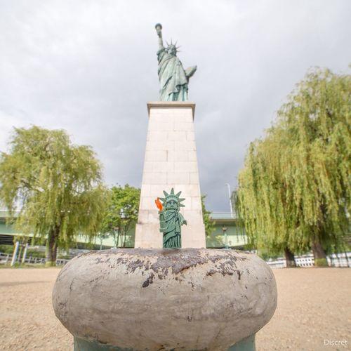 Statue Of Liberty The Illusionist - 2014 EyeEm Awards LEGO