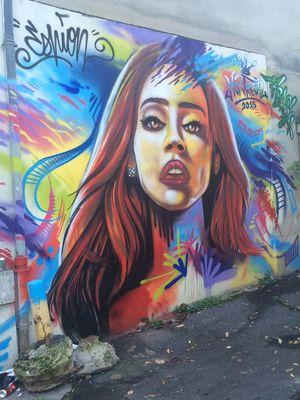 Art De Rue Montreuil France