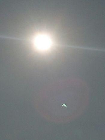 Solar eclipse....taken with samsung galaxy s4. .. Sofi Solar Eclipse Sofi 2015 Eclipse
