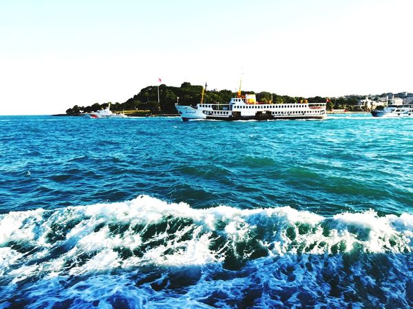 Sea Water Sunny Vacations Travel Destinations Clear Sky Sky Pier Outdoors Waterfront Nature Harbor Scenics Day Tourism Idyllic Tourist Resort Beach Tranquility Travel konstsntinapolis turkey istanbul