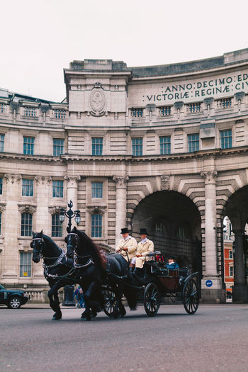 Horses and Carriages, 21 Century Beautiful LONDON❤ London London Lifestyle London Streets Sky And Clouds Sunset_collection Architecture Building Exterior City Commercial Destination Destinations London_only Londonlife Magazine Outdoors Sky Sunrise_sunsets_aroundworld Sunshine Timeoutlondon