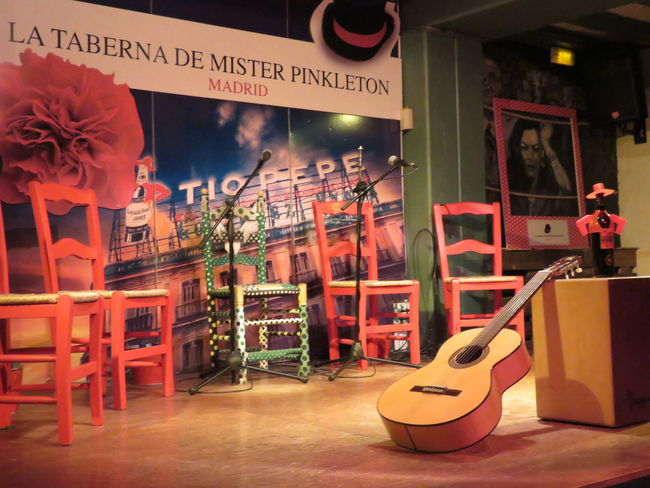 Flamenco Madrid Musique SPAIN Taberna Traditional Culture