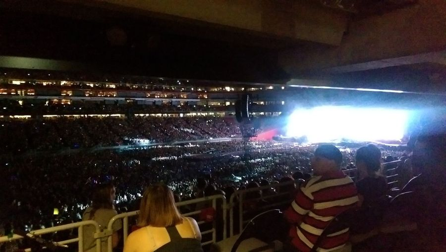One Direction Teens Concerts Motherdaughter