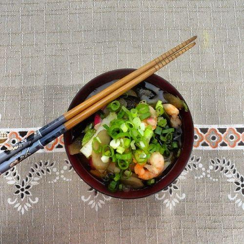 Brazil Japaneesefood Ozoni Homemadefood