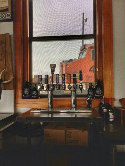 Fernson Train Bar Bar Scene IPA Chocho