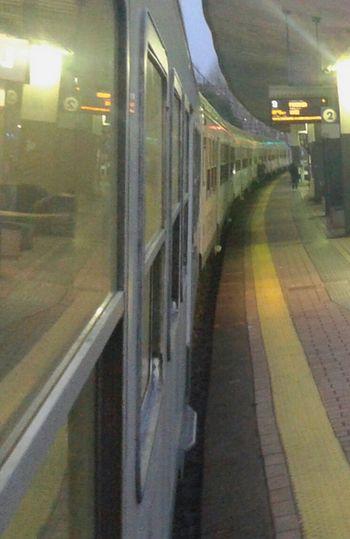 Train Italy Voyage