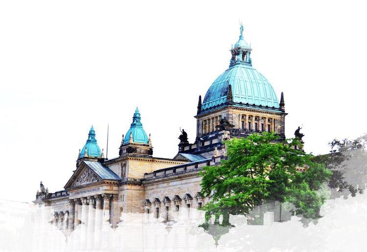 Leipzig Bundesverwaltungsgericht City Sightseeing Leipzig