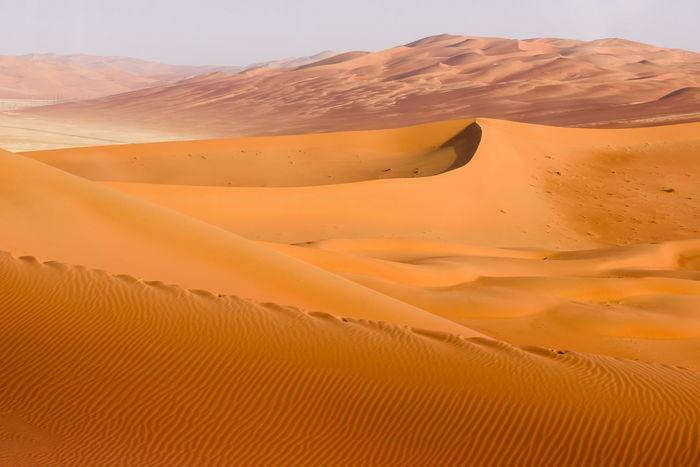 Desert Empty Quarter Sands Desert Beauty Desert Landscape Empty Quarter Desert Sand Dune Yellow EyeEmNewHere