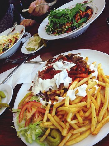 Yuum Kebab Love Food