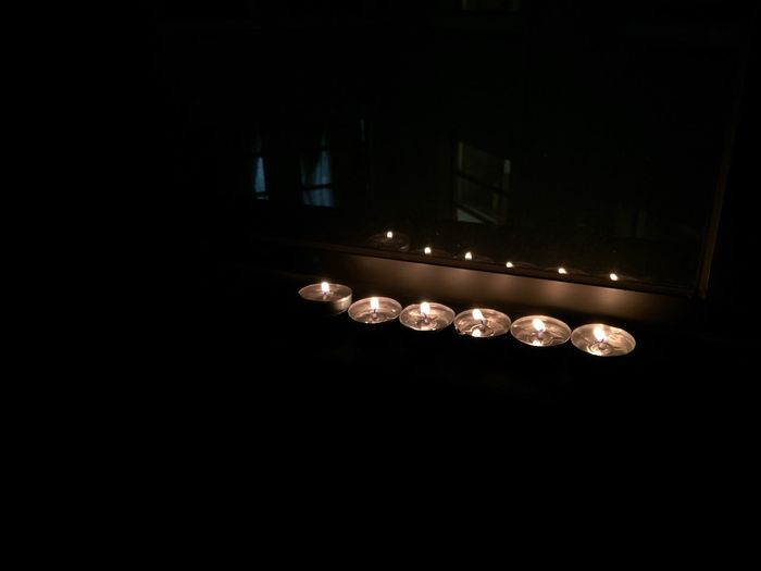 No People Illuminated Indoors  Miracle Burning Close-up Night Joy Jew Menorah Festival Of Lights Festival Season The Purist (no Edit, No Filter) Gratitude Chanukkah Candlelight Candles Chanukah Hanukkah Spirituality Jewish Judaism Torah Window IPhone Hanukkah at the hospital