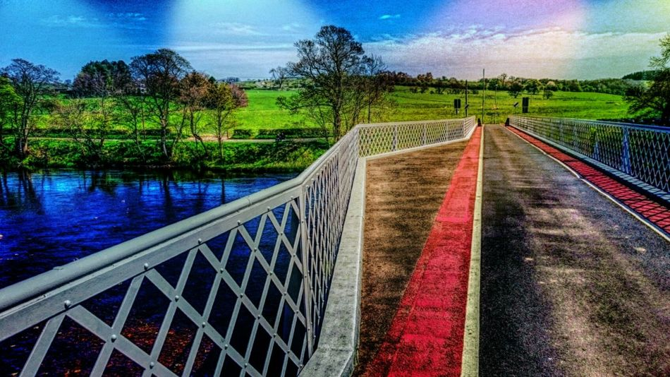 The Innovator Bridge Man-made Structure Coutryside River Riverside By The Water Beauty In Nature Nature_collection Railings And Iron River Crossing