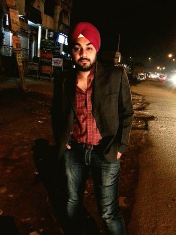 Turbanator Lucky Dhabha Eating Drinking Eating!  People Friend