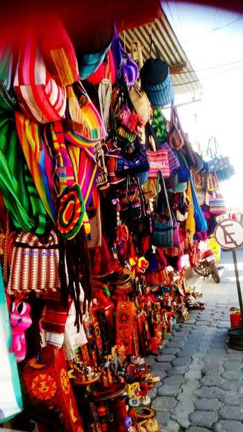 Lake Atitlan colors Panajachel