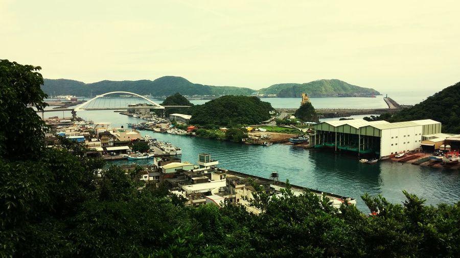 南澳大橋! The View And The Spirit Of Taiwan 台灣景 台灣情