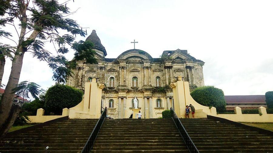 Taal Basilica, Asia's largest Catholic church Travel Destinations