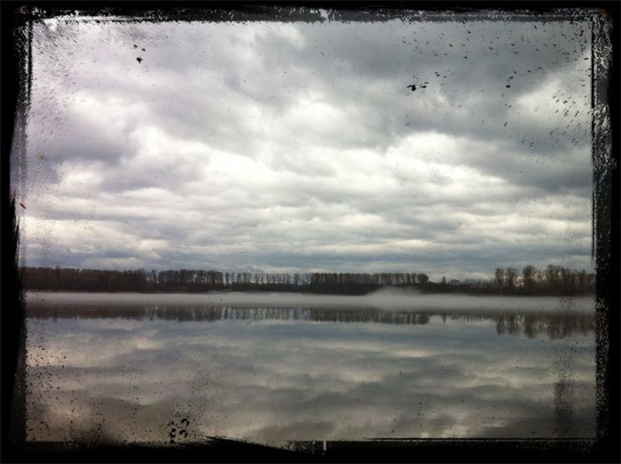 Kollerinsel Fog On The Lake