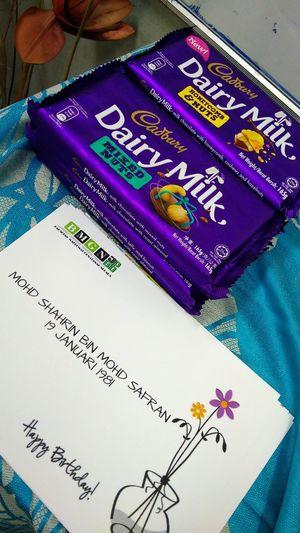 Birthday Celebration! Chocolate Cadbury Cadbury World Misc Close-up