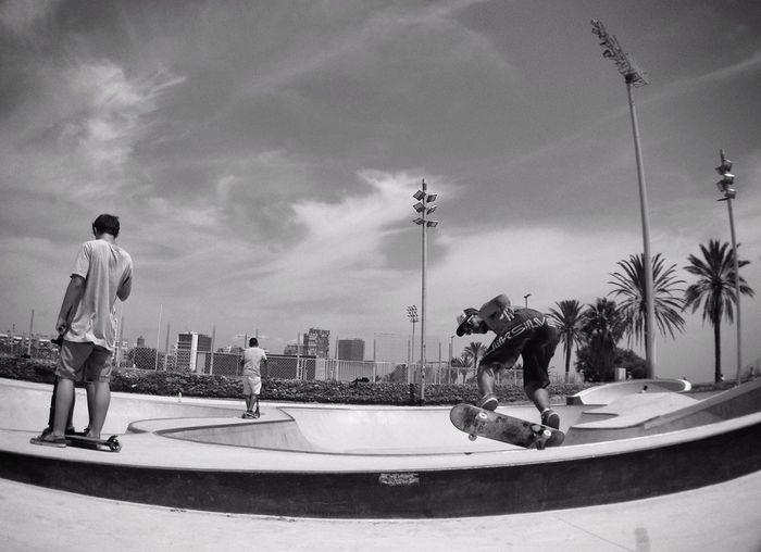 Skateboarding Streetphoto_bw EyeEm Best Shots Urban Escape Urban Sports