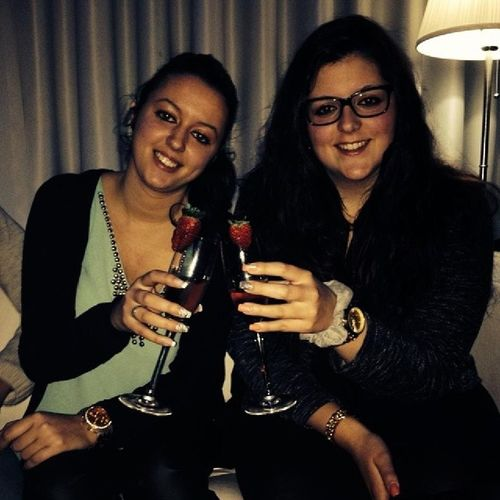 cheers to our friendship! ly! <3 Bff Always Lygirl