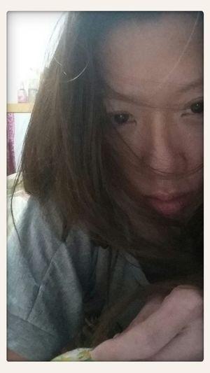 Selfie Naf Nomakeup Nofilter sad :(