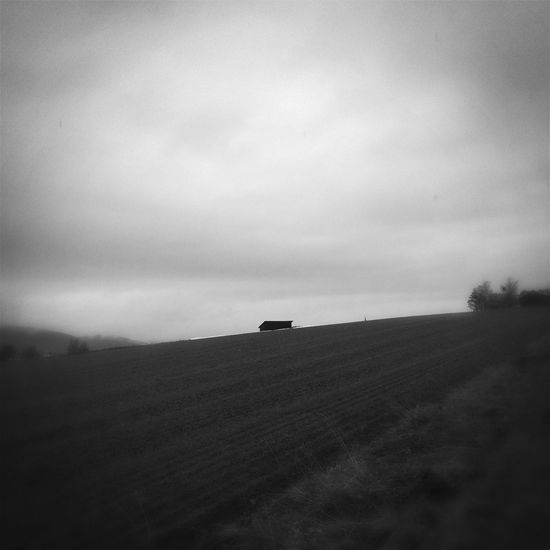 Low Skies NEM Black&white