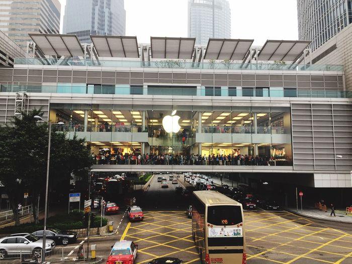 애플스토어 홍콩