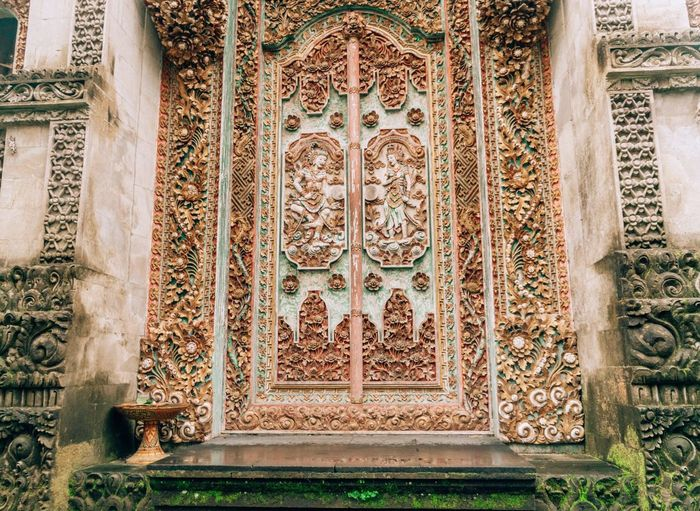 Door Architecture Built Structure Pattern Design Art And Craft Craft Creativity Building Exterior Religion Ornate Door Entrance Travel Destinations History Architectural Feature The Past Wall - Building Feature