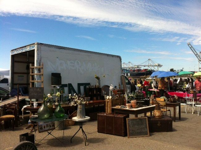 Alameda Flea Markets