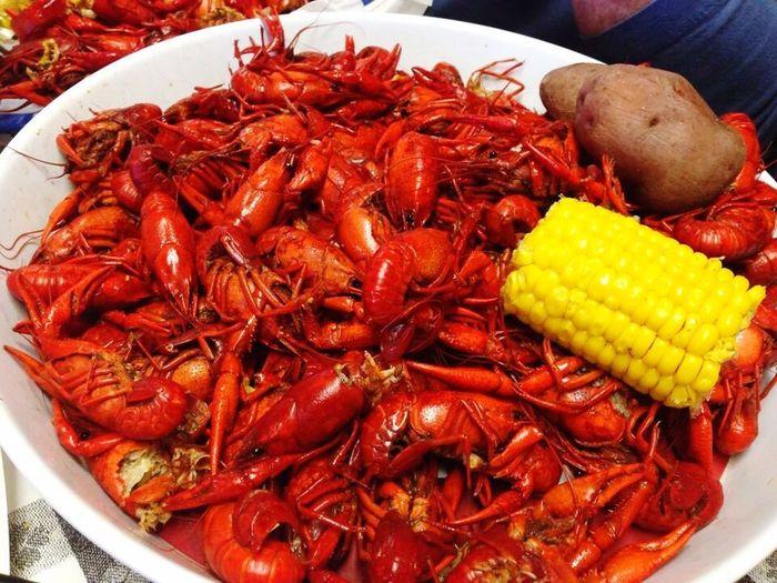 Seafood EyeEmNewHere Crawfish Time Crawfish Boil  Cajun Country Cajun EyeEmNewHere