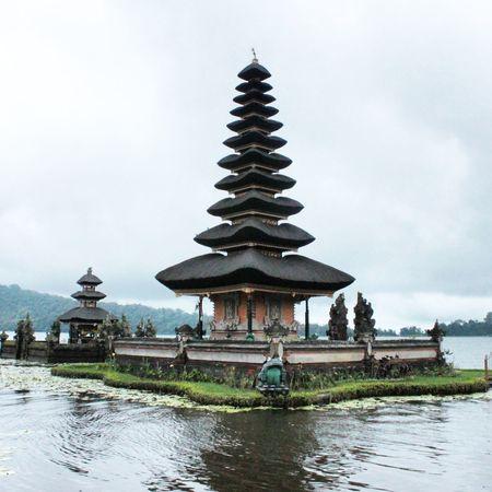 Pura Ulun Danu Bratan, orPura Bratan, is a majorShivaiteand water temple on Bali,Indonesia. Traveling Heritage Bali Popular Photos