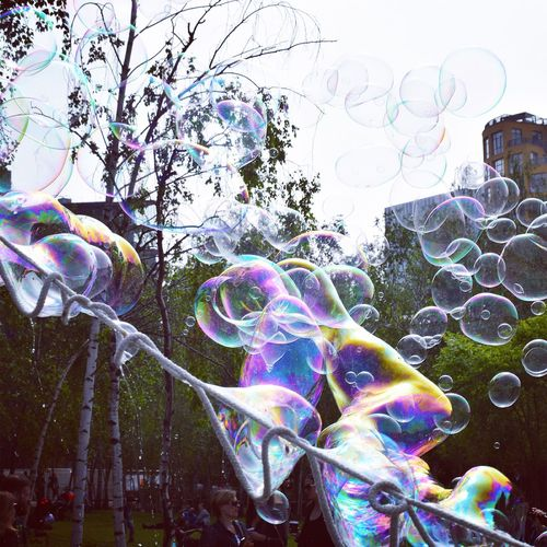 London Lifestyle Bubbles on London's South Bank Simplicity Asfragileaslifeitself