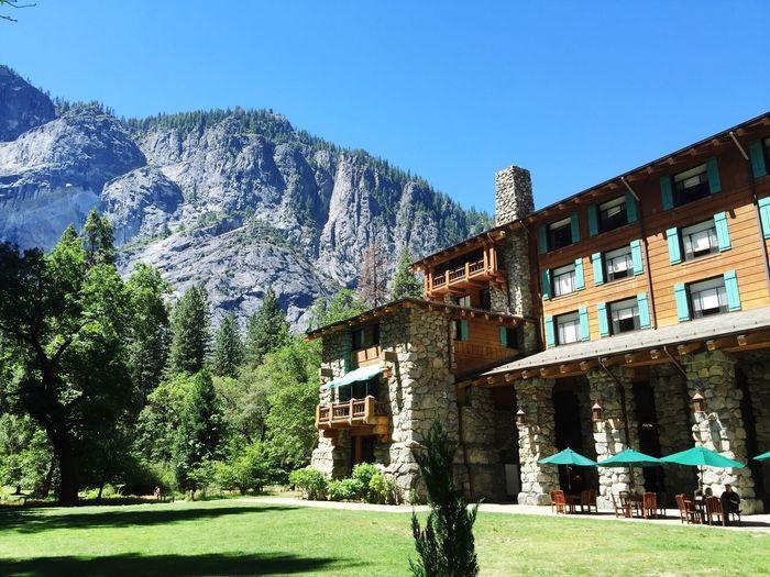 The Traveler - 2015 EyeEm Awards Yosemite National Park Traveling Landscape Mountins