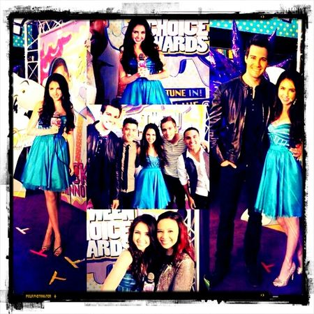 Big Time Rush, Ryan Newman, Malese Chow and James Maslow from Big Time Rush. BFFS© Bestboybands Favorite Singers Actresses