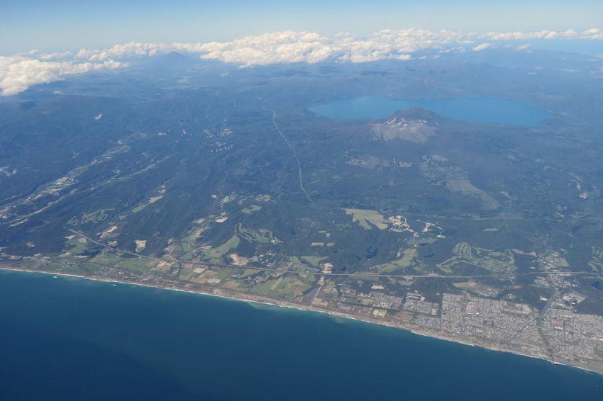 autumn tomakomai hokkaido japan Aerial Shot Shikotsu Toya National Park Aerial Aerial Landscape Aerial Photography Aerial View Aerialphotography Aerialview Cloud And Sky High Angle View Landscape Shikotsu Lake Shikotsuko EyeEmNewHere