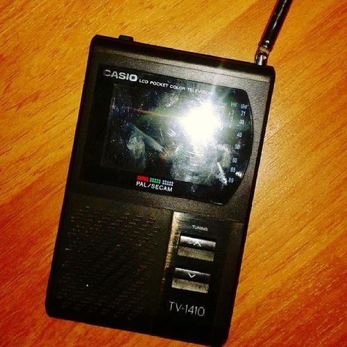 Casio pocket color television Casio Pockettv Tvmakebatre ...