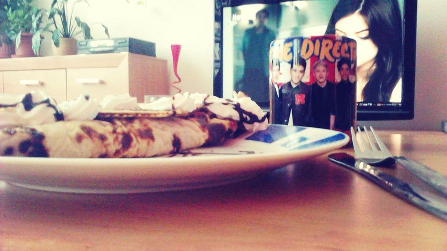 In My Mouf PrettyLittleLiars Onedirection Pancakes