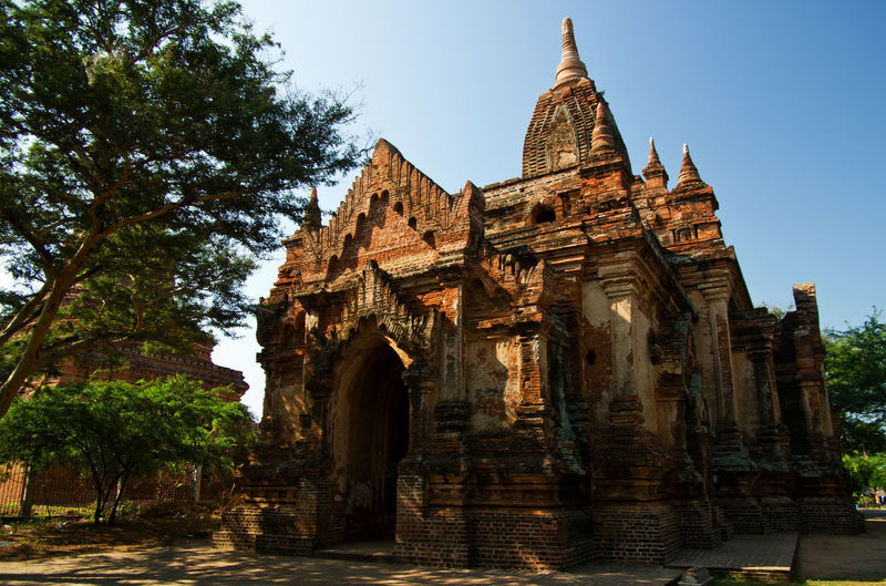 Tourist Attraction  World Heritage Ancient Ancient Civilization Architecture Bagan, Myanmar Buddhism Buddhist Temple Building Exterior Built Structure Burma Day History No People Place Of Worship Religion Spirituality Travel Destinations