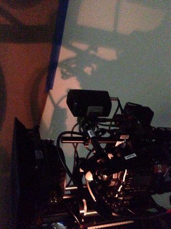 Work shadows