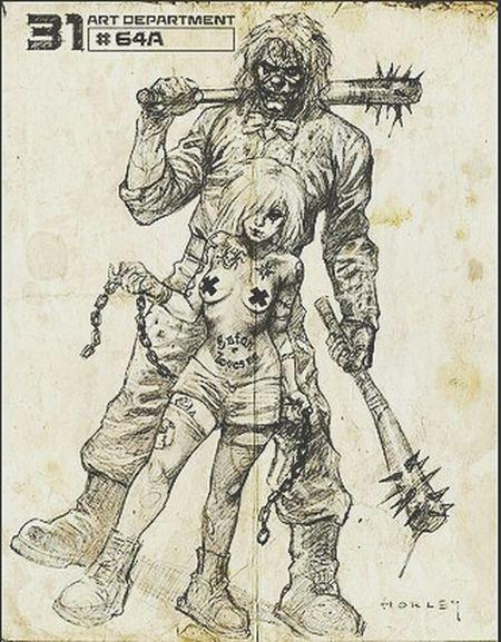 Robzombie 31 Metalheads Horror Movies